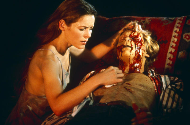 Alice Krige and Brian Krause play mother and son (and lovers!) in 'Sleepwalkers' (Columbia Pictures/courtesy Everett Collection)