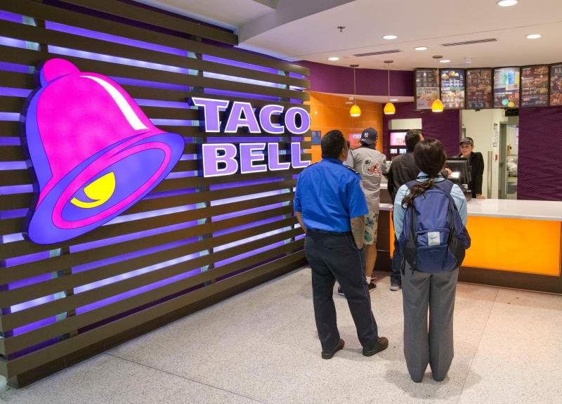Nacho Fries A Hit At Taco Bell But Kfc Drags Yum Brands