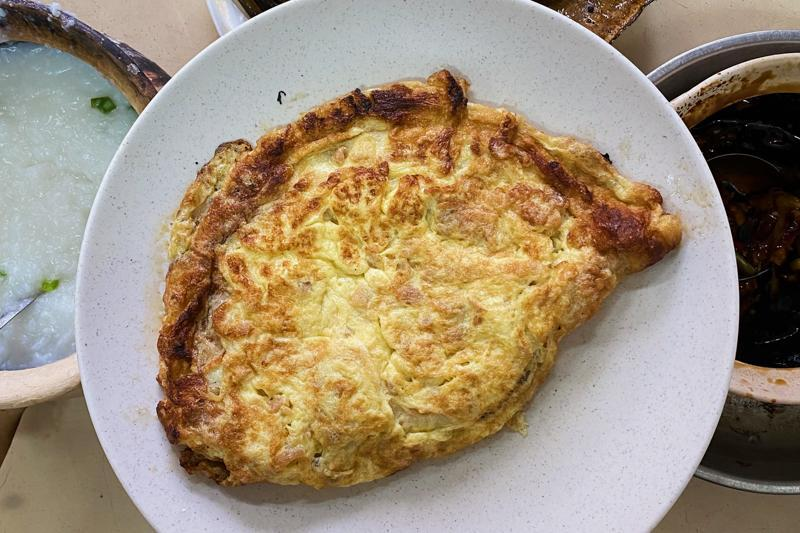 Caipo Omelette