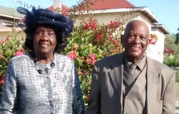 Thelma and Glen Perry of Barrie, Ont., got hit with more than $12,000 in fines after refusing to quarantine in a hotel after returning home from Jamaica, where they were doing missionary work. (Submitted by Joan Trensch - image credit)