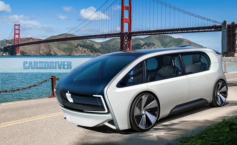 2020 Apple Imaybe What We Know About The Apple Car