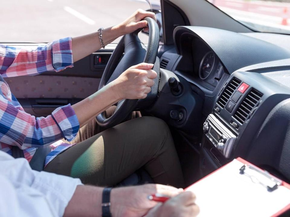 Saskatchewan Government Insurance will require drivers taking their road test to be fully vaccinated, or to present a recent, negative COVID-19 test result as of Oct. 25.  (Shutterstock / wellphoto - image credit)