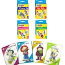 <p>Introduce your child to these <span>4 Classic Childrens Card Games</span> ($14), Go Fish, Old Maid, Crazy 8's, and Monster Mash.</p>