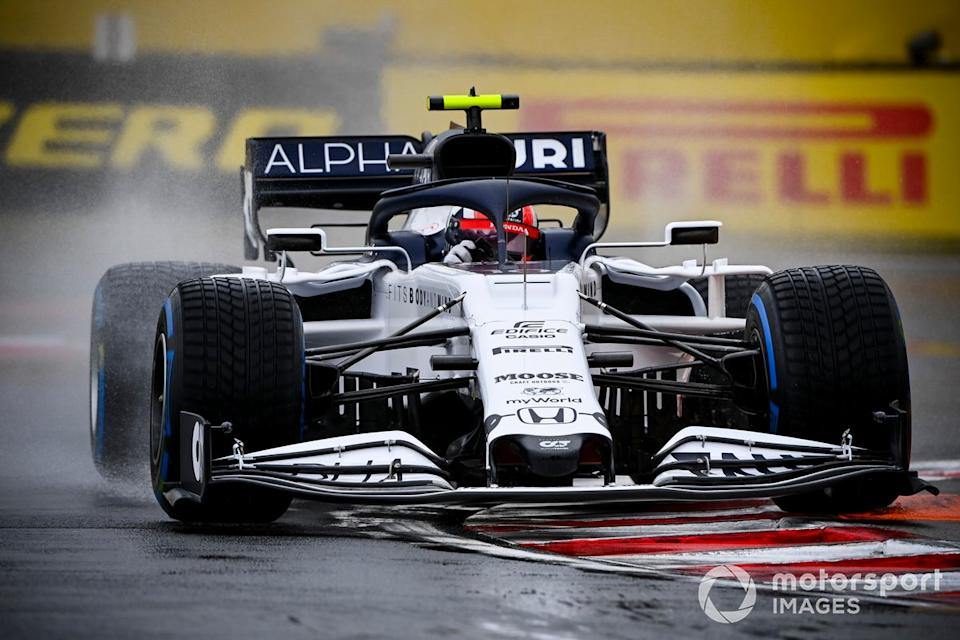 "Pierre Gasly, AlphaTauri AT01 <span class=""copyright"">Mark Sutton / Motorsport Images</span>"