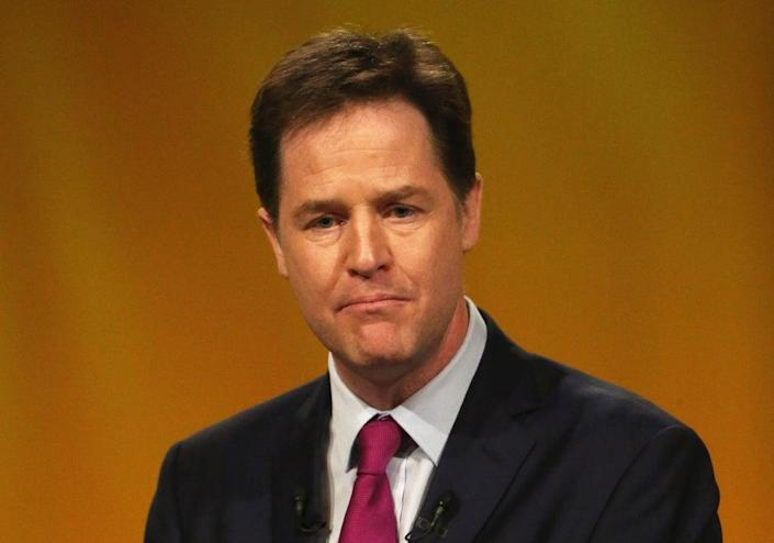 Facebook defender: Nick Clegg, the platform's vice president of global affairs and communications (Getty Images)