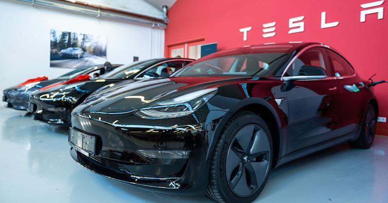 Tesla's onslaught of announcements is raising red flags about demand for its cars