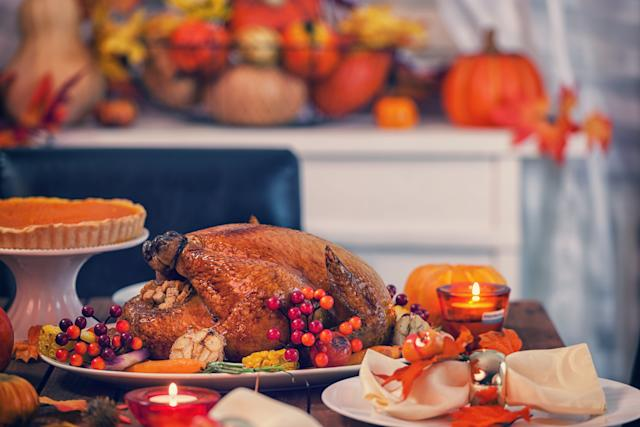 Americans wasted the equivalent of 6 million turkeys over Thanksgiving last year.  (kajakiki via Getty Images)