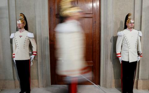 ITALY-POLITICS - Credit:  REMO CASILLI/REUTERS