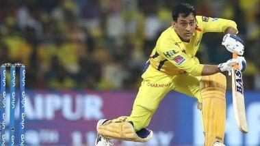 MS Dhoni Becomes First Cricketer to Play 200 IPL Matches, CSK Captain Achieves Feat During Match Against Rajasthan Royals