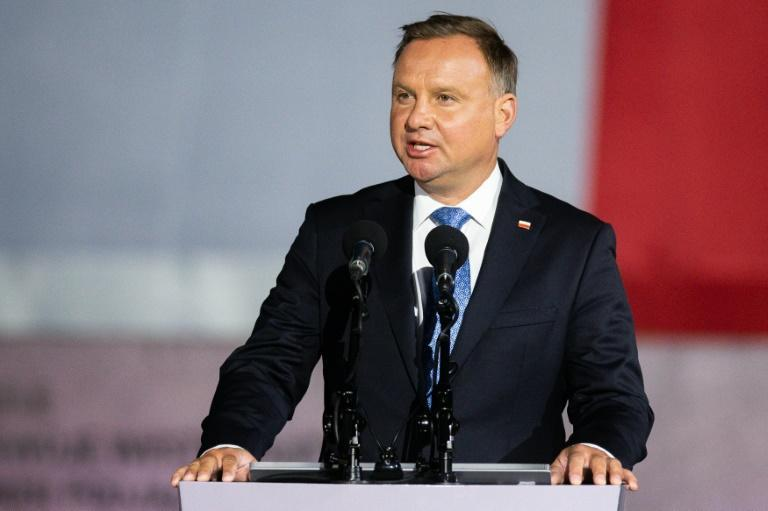 Polish President Andrzej Duda is the latest in a string of leaders to have been diagnosed with the virus