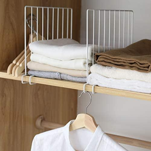 A simple solution for separating towels and more. (Photo: Amazon)