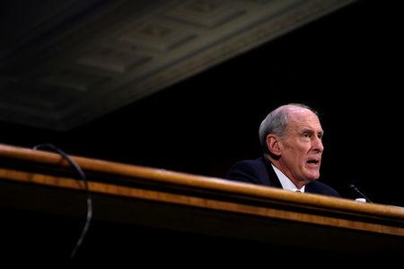 Former U.S. Senator Dan Coats (R-IN) testifies before the Senate Select Committee on Intelligence on his nomination to be Director of National Intelligence in Washington February 28, 2017. REUTERS/James Lawler Duggan