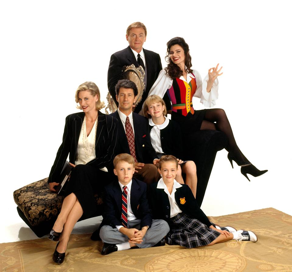 """<h1 class=""""title"""">The Nanny</h1><cite class=""""credit"""">Photo: Courtesy of CBS Photo Archive/Getty Images</cite>"""
