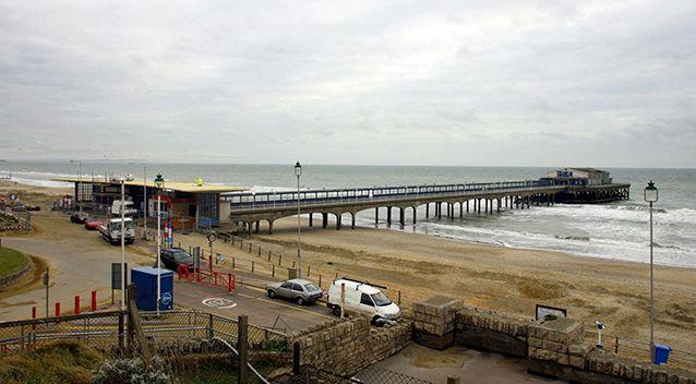 The man was resuscitated at Boscombe Pier, Bournemouth. Source: Getty Images / Stock
