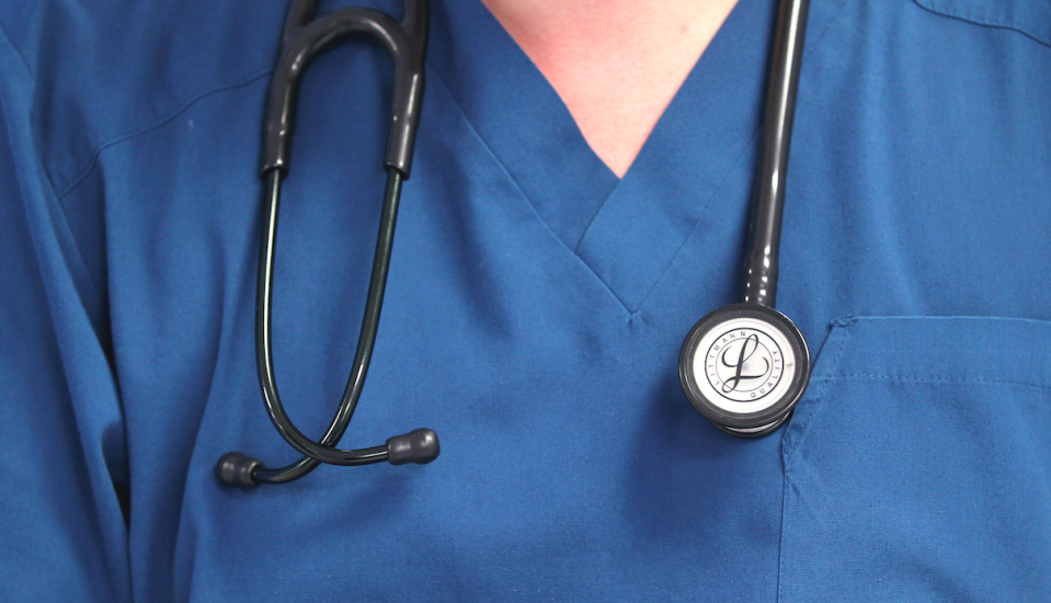 <em>Doctors fear for the future of the NHS after Brexit (PA)</em>