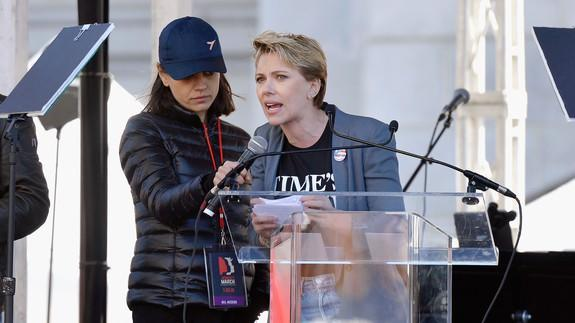 ADL CEO: Boycott of Scarlett Johansson's Women's March Speech was