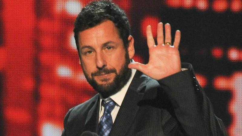 The Sweet Gesture Adam Sandler Did for 8-Year-Old Fan With Leukemia