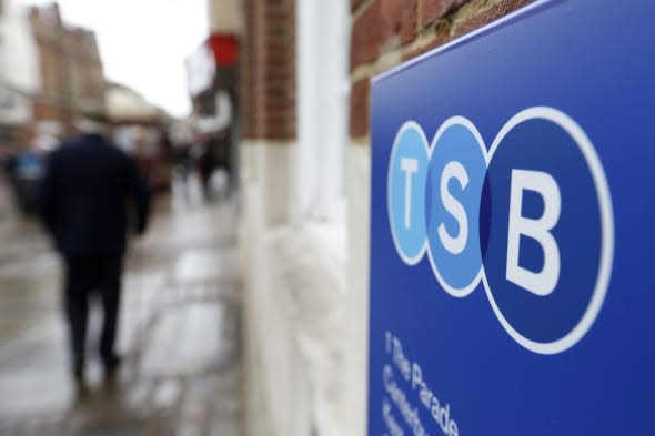 TSB Bank Branches As Lloyds Banking Group Plc Prepares Unit's IPO