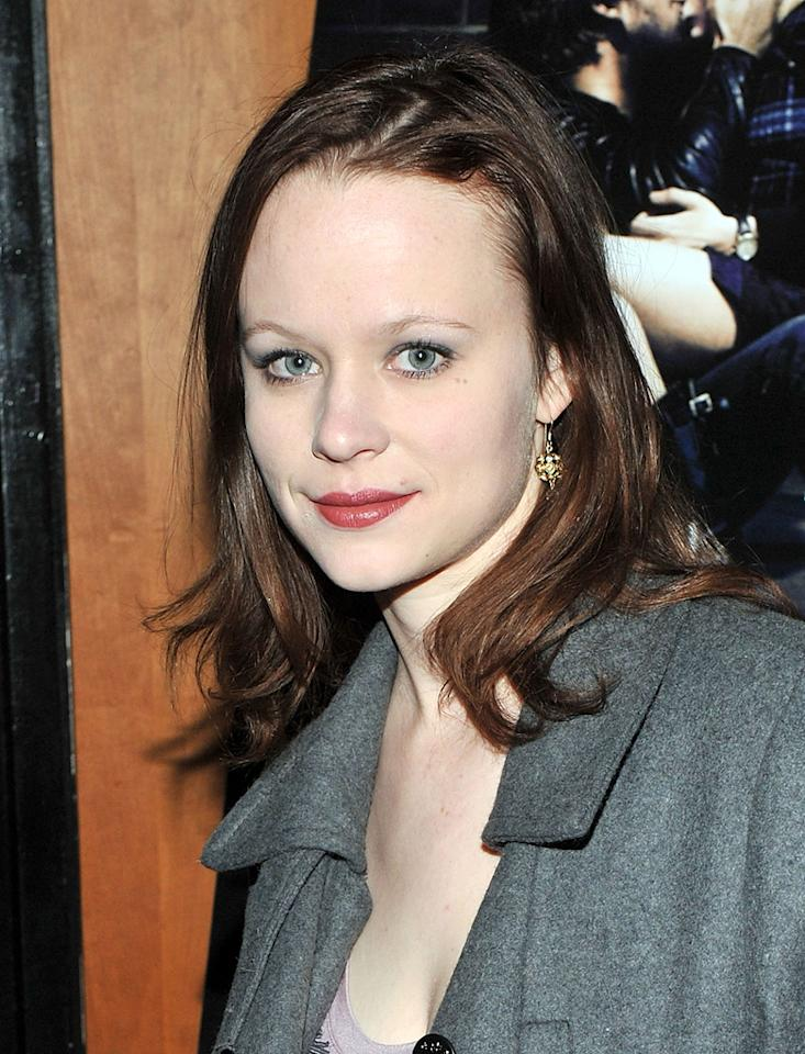 """<a href=""""http://movies.yahoo.com/movie/contributor/1800018629"""">Thora Birch</a> attends the New York premiere of <a href=""""http://movies.yahoo.com/movie/1809945752/info"""">Blue Valentine</a> on December 7, 2010."""