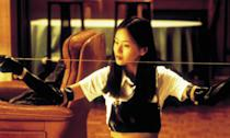 <p><span>Dir: Takashi Miike</span><br><span>This Japanese horror flick is not for the faint-hearted. It centres on a widower who holds auditions for a fake movie with no intention of making it, just to find a new wife. Sadly he picks Asami, a sadistic serial killer with a penchant for chopping off her victims' feet and other appendages and poking needles in eyes. She even feeds one of them her vomit. *cringe*</span> </p>