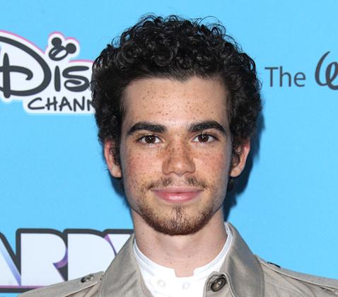 Disney cancels 'Descendants 3' premiere after Cameron Boyce's death