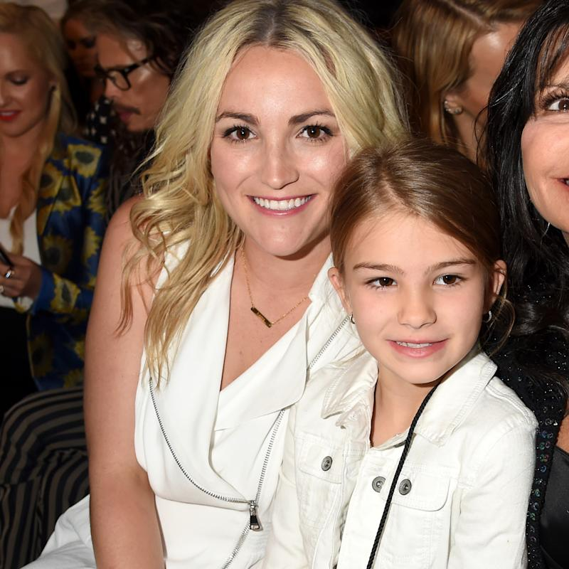 Jamie Lynn Spears And Daughter
