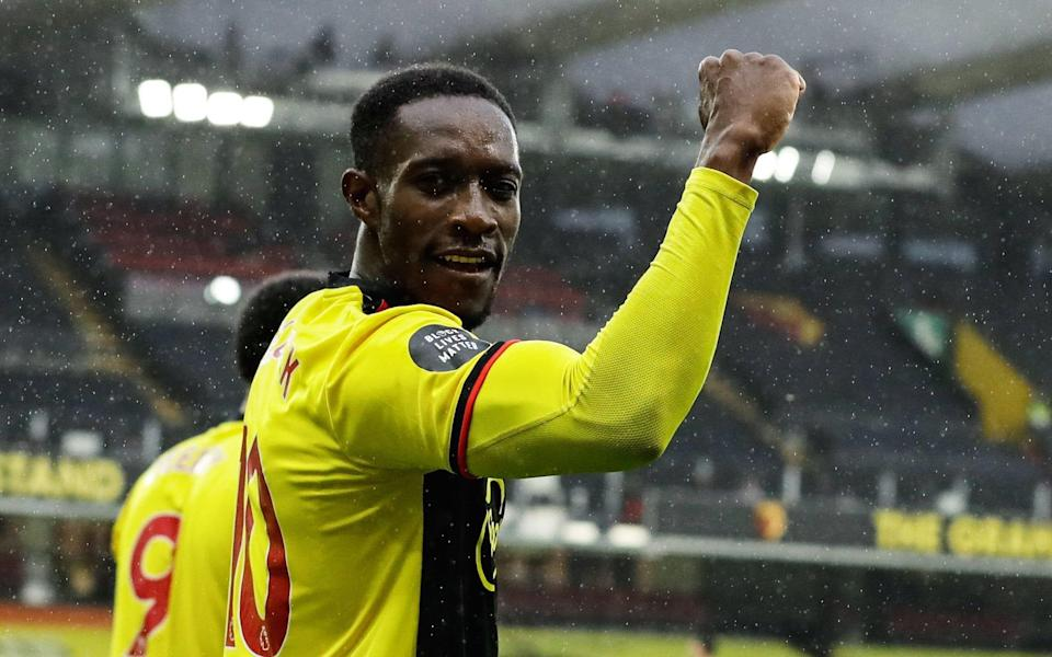 Danny Welbeck - Danny Welbeck-inspired Watford move four points clear of relegation zone with win over Norwich - GETTY IMAGES