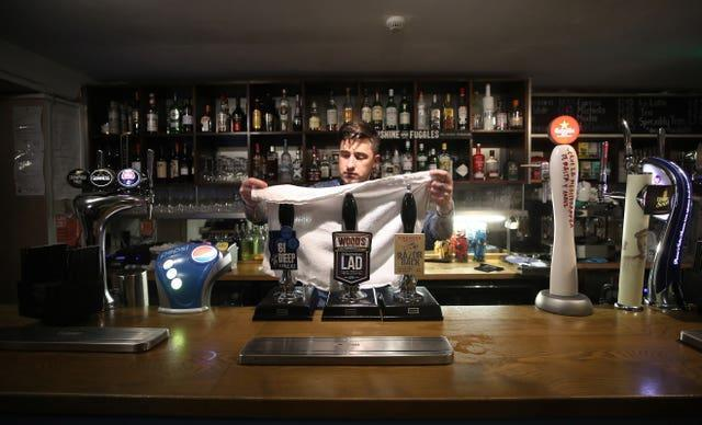 """UKHospitality has said the sector needs a """"very clear phased exit strategy"""