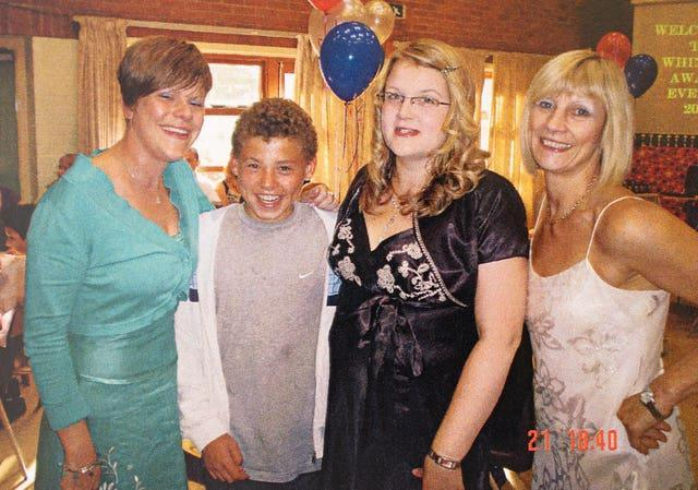 Young Kalvin Phillips