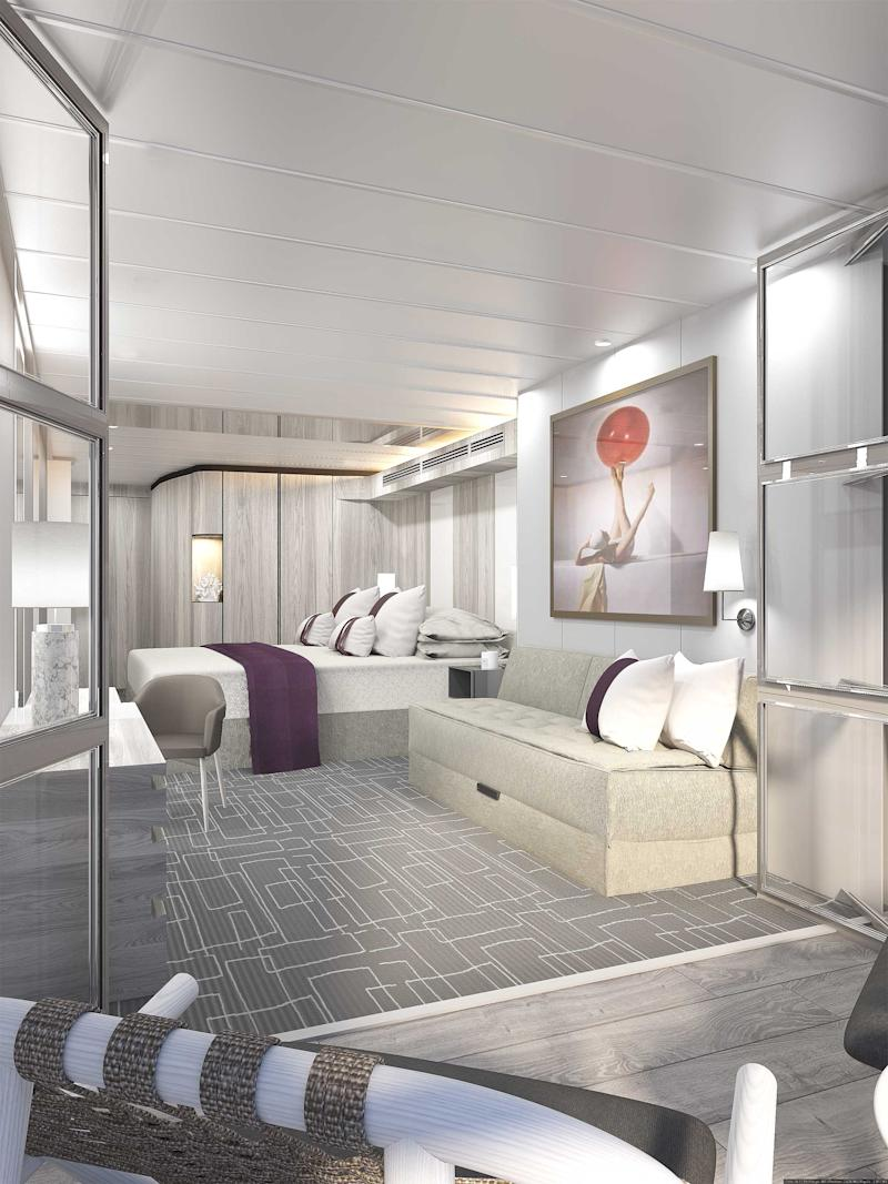 Celebrity Cruises Reveals Edge A Ship Designed To