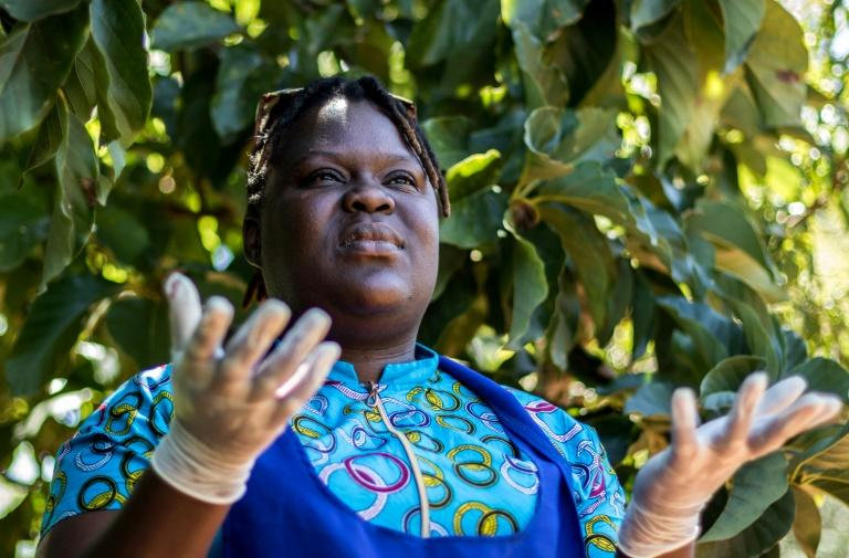 While in prison, Zimbabwean civil rights activist Linda Masarira led fellow inmates in protest over alleged abuse and poor conditions