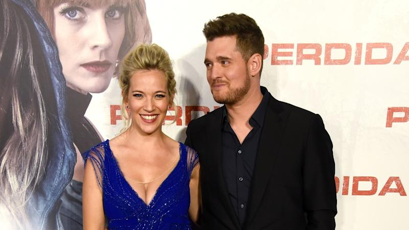 Michael Buble Says He 'Fell in Love' With Wife Again After Son Noah Started Recovering From Cancer