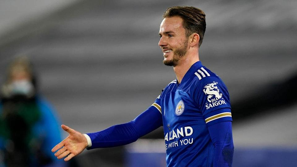 Leicester rise to second in Premier League: Records broken