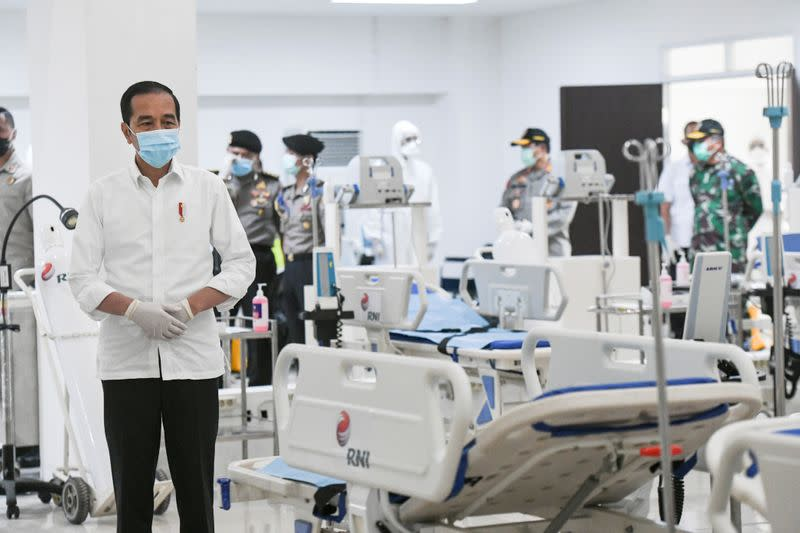 Indonesia calls for 'equal access' to coronavirus medicine for developing countries