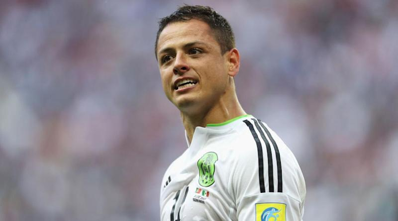 Javier  Chicharito  Hernandez Set for West Ham Medical on Tuesday Ahead of  Transfer 750a72353