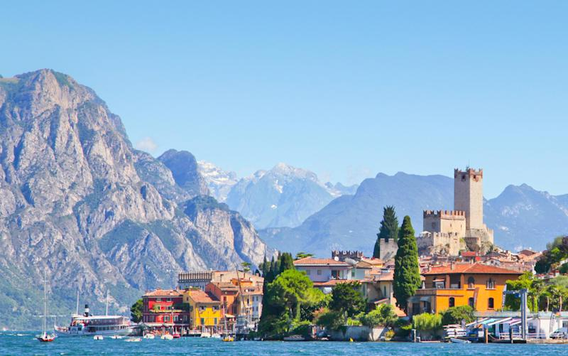 Lake Garda - getty