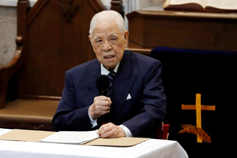 Taiwan's 'Mr Democracy' Lee Teng-hui dies aged 97 in Taipei