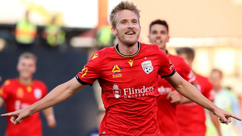 Adelaide United 1-0 Melbourne Victory: Halloran strikes to end losing streak