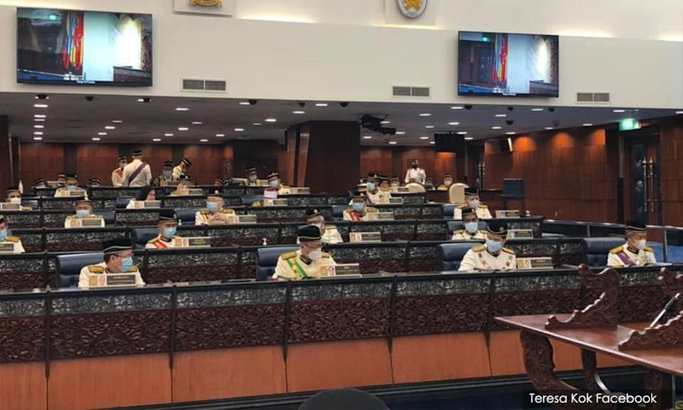Parliament limits MPs' presence in sitting and other news you may have missed