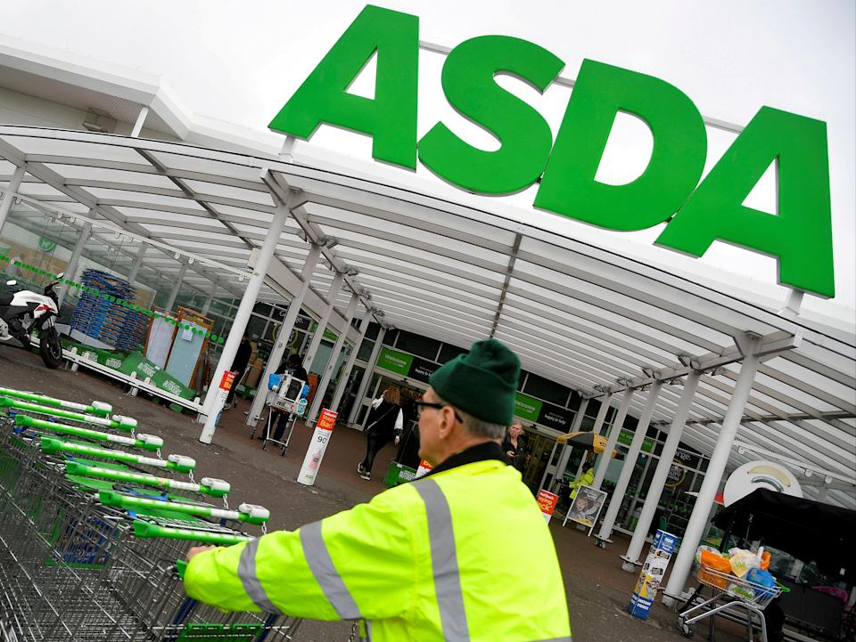 <p>Asda announced consultations earlier this year that could put up to 3,000 jobs at risk</p> (REUTERS)