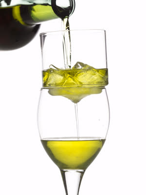 """<div class=""""caption-credit""""> Photo by: Photo by Conde Nast Digital Studio</div><b>Absinthe--OK """"Real Absinthe""""--Will Make You Hallucinate</b> <br> <br> Illegal in the states from 1912 to 2007 thanks in part to its reputation for causing hallucinations and criminality, absinthe is traditionally made using wormwood, a shrub containing the chemical thujone. Thujone does have some <a rel=""""nofollow noopener"""" href=""""http://www.nytimes.com/2007/01/03/dining/03curi.html"""" target=""""_blank"""" data-ylk=""""slk:pharmacological properties"""" class=""""link rapid-noclick-resp"""">pharmacological properties</a>, but you'd need to drink a pint of absinthe to get a mild thujone buzz (by that time, you'll be so drunk it won't really matter). Still interested? Too bad. The buzz-killing FDA banned absinthe containing thujone. But today scientists attribute absinthe's rep to a) sheer drunkenness; many Euro versions were 70% alcohol, and b) the addition of toxic stuff like methanol. Oof."""