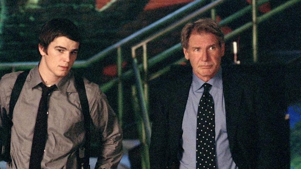 "<p>The legendary Harrison Ford didn't take too kindly to whippersnapper Josh Hartnett on the set of 'Hollywood Homicide'. Ford reportedly referred to Harnett as a ""punk"", with the young actor retaliating by calling the veteran ""an old fart"". As a result the pair barely made eye contact during filming and continuously picked on each other at press junkets. The film flopped.</p>"