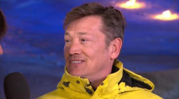 <p>Sid Owen was left unable to compete after he fell over during the Snow Cross challenge and was unable to complete the race. </p>