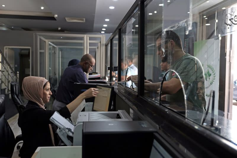 Cash shortage adds to weary Eastern Libyans' woes