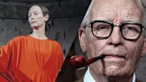 <p>Swinton finally confirmed she played Dr Klemperer under prosthetics after <em>Suspiria</em>'s release. </p>