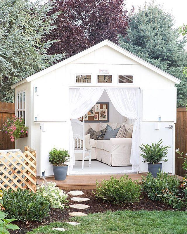 """<p>One of my favorite projects from Kristen's is <a href=""""http://www.countryliving.com/home-design/g3163/she-shed-inspiration/?slide=2"""" rel=""""nofollow noopener"""" target=""""_blank"""" data-ylk=""""slk:her adorable shed"""" class=""""link rapid-noclick-resp"""">her adorable shed</a>, which she uses as a spot to relax. I'd love to see her on HGTV, helping other homeowners create their own backyard getaways. </p><p><br></p><p><strong>See more at <a href=""""http://www.ellaclaireinspired.com/"""" rel=""""nofollow noopener"""" target=""""_blank"""" data-ylk=""""slk:Ella Claire Inspired"""" class=""""link rapid-noclick-resp"""">Ella Claire Inspired</a>. </strong></p>"""