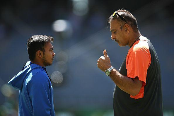 Prithvi Shaw has been drafted into the ODI squad
