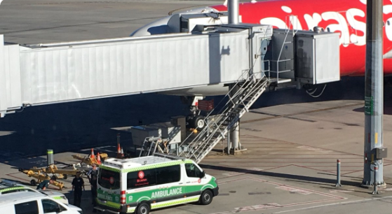 AirAsia confirms medical emergency after news of death on KL-Perth flight