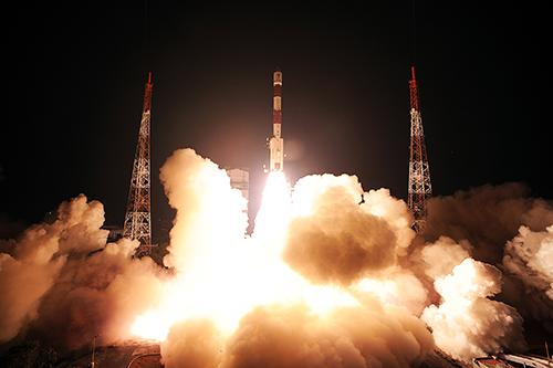 India's Ambitious Space Launch Plan Stars Mars Probe, Big Rocket