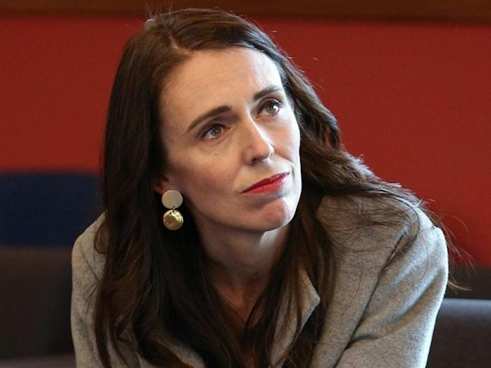File: New Zealand PM Jacinda Ardern has been widely praised for keeping Covid out of the country for much of the pandemic  (Getty Images)